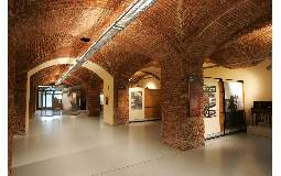Interiors of the Trade Museum of Salamanca