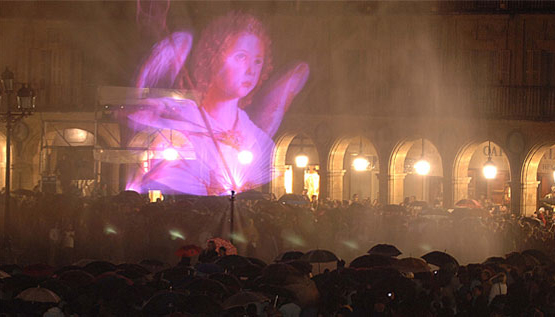 Main Square/ Multimedia show